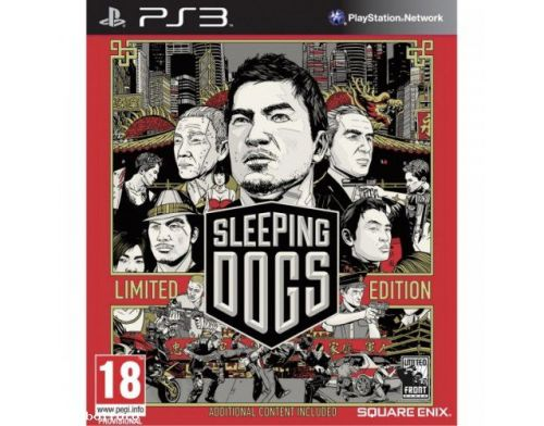 Фото №2 - Sleeping Dogs Limited Edition PS3