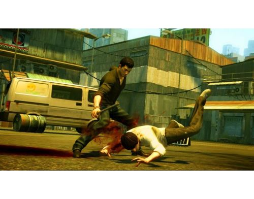 Фото №3 - Sleeping Dogs Limited Edition PS3