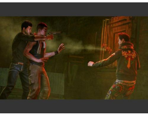 Фото №7 - Sleeping Dogs Limited Edition PS3