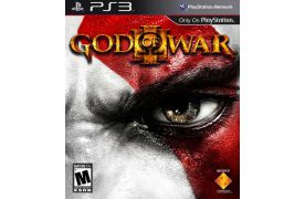 God of War III (русская версия) PS3