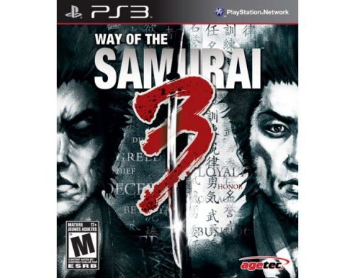 Фото №2 - Way of the Samurai 3 PS3 Б.У.