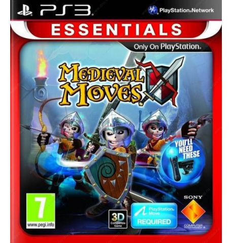 Medieval Moves: Боевые кости (ESN) PS3