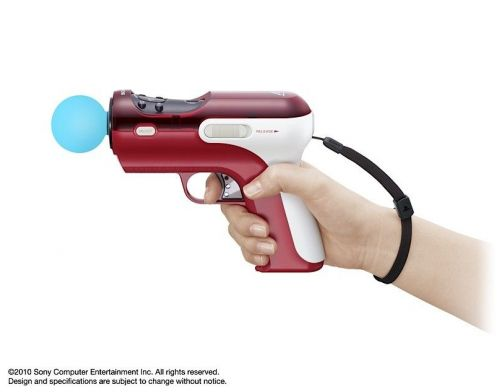 Фото №3 - Playstation Move Gun Attachment (Б/У)