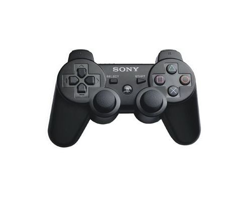 Фото №2 - Dualshock 3 Wireless Controller Черный для PS3 (Оригинал в пакете)