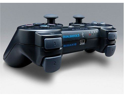 Фото №4 - Dualshock 3 Wireless Controller Черный для PS3 (Оригинал в пакете)