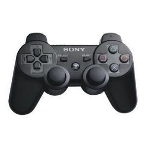 Dualshock 3 Wireless Controller Черный для PS3 (Оригинал)