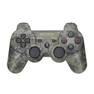 Dualshock 3 Wireless Controller Камуфляжный для PS3 (Оригинал)