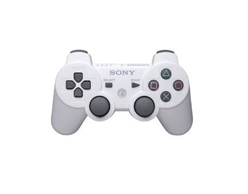Фото №2 - Dualshock 3 Wireless Controller Белый для PS3 REF (OEM)