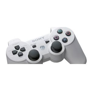 Dualshock 3 Wireless Controller Белый для PS3 (Оригинал)