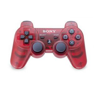 Dualshock 3 Crimson Red Wireless Controller для PS3 (Original)