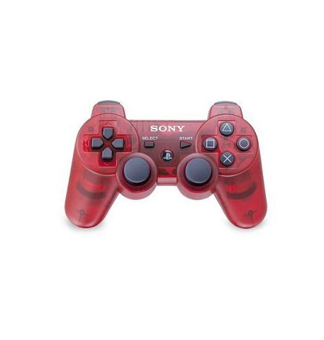 Фото №1 - Dualshock 3 Crimson Red Wireless Controller для PS3 (Original)