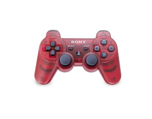 Фото №2 - Dualshock 3 Crimson Red Wireless Controller для PS3 (Original)