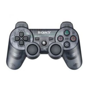 Dualshock 3 Crimson Silver Wireless Controller для PS3 (Original)