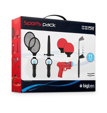 Фото №1 - PlayStation Move Sports Pack