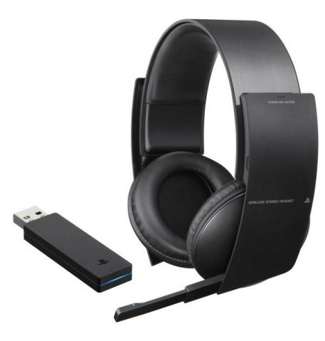 Фото №1 - Sony PlayStation 3 Wireless Stereo Headset