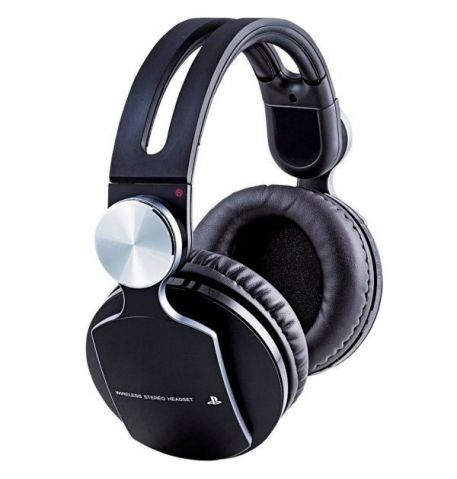 Фото №1 - Sony PlayStation 3 Pulse Wireless Stereo Headset Elite Edition