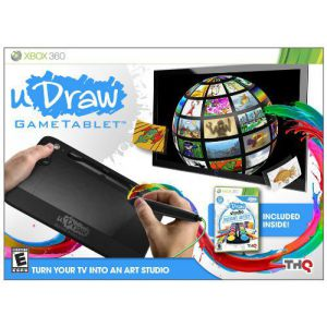 XBOX 360 uDraw GameTablet
