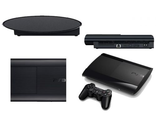 Фото №5 - Sony Playstation 3 SUPER SLIM 500 Gb + Игра Gran Turismo 6 + Игра The Last of Us