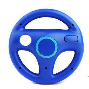 Wii Controller Racing Steering Wheel (Разные цвета)