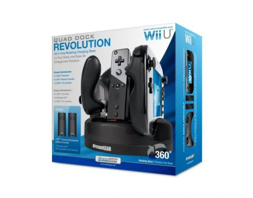 Фото №2 - Wii U Quad Dock Revolution Charger