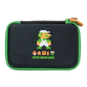 Чехол HORI 3DS XL Retro Mario Hard Pouch