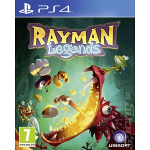 Rayman Legends PS4 русская версия
