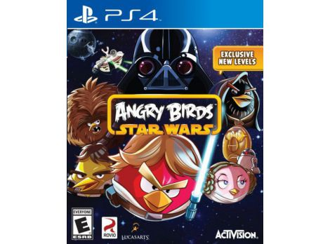 Фото №1 - Angry Birds Star Wars PS4