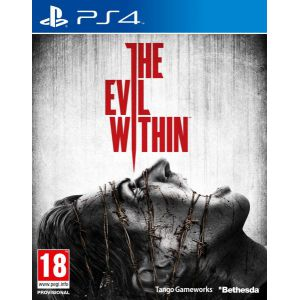 The Evil Within PS4 русская версия