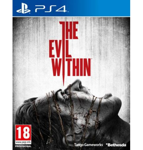 Фото №1 - The Evil Within PS4 русская версия