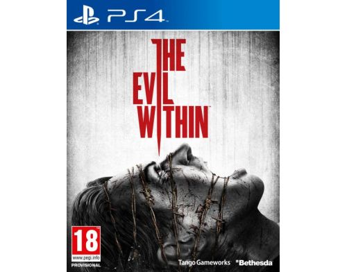 Фото №2 - The Evil Within PS4 русская версия