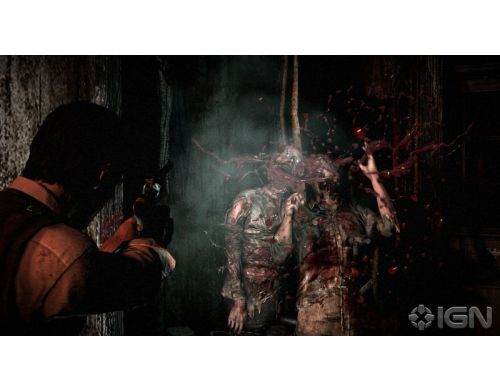 Фото №3 - The Evil Within PS4 русская версия
