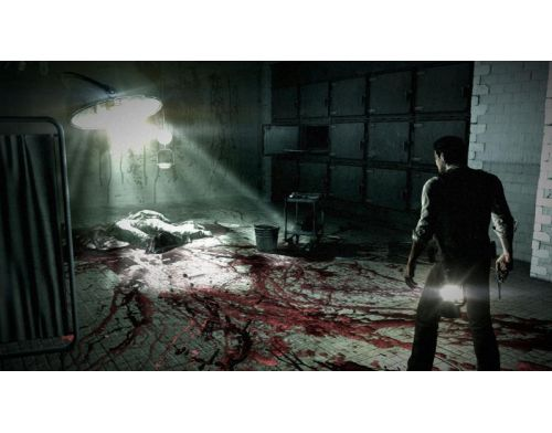 Фото №4 - The Evil Within PS4 русская версия