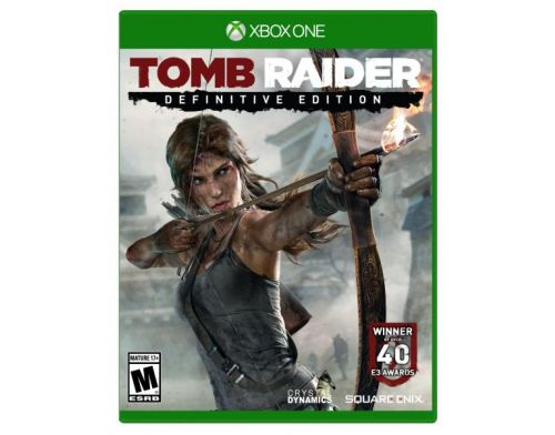 Фото №2 - Tomb Raider: Definitive Edition XBOX ONE