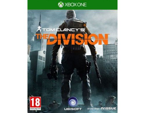 Фото №2 - The Division XBOX ONE русская версия