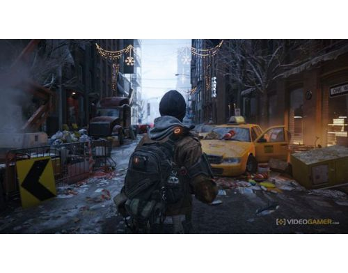 Фото №3 - The Division XBOX ONE русская версия