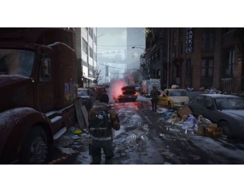 Фото №4 - The Division XBOX ONE русская версия