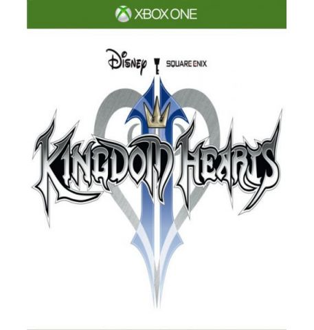 Фото №1 - Kingdom Hearts III XBOX ONE