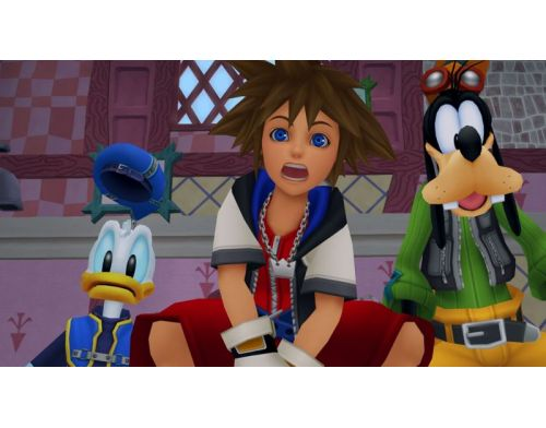 Фото №5 - Kingdom Hearts III XBOX ONE