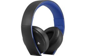Sony PlayStation Gold Wireless Stereo Headset