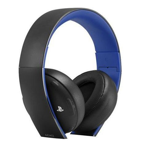 Фото №1 - Sony PlayStation Wireless Stereo Headset