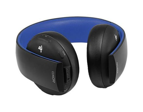 Фото №4 - Sony PlayStation Wireless Stereo Headset