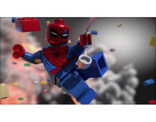 Фото №3 - LEGO Marvel Super Heroes PS3 Б/У