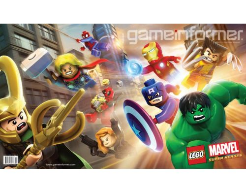 Фото №4 - LEGO Marvel Super Heroes PS3 Б/У