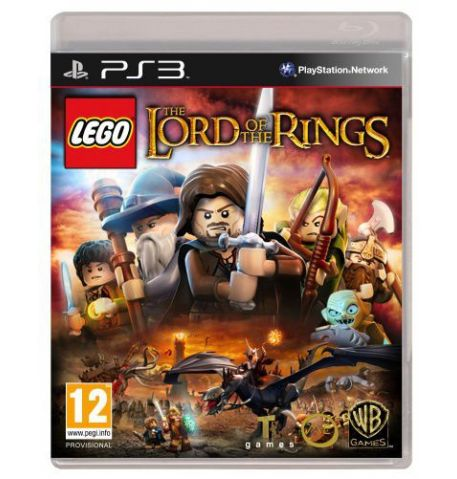 Фото №1 - LEGO Lord of the Ring (русские субтитры) PS3
