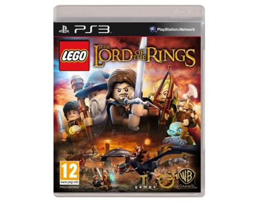 Фото №2 - LEGO Lord of the Ring (русские субтитры) PS3