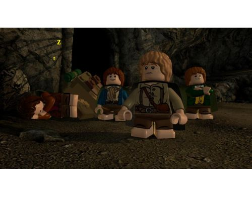Фото №5 - LEGO Lord of the Ring (русские субтитры) PS3