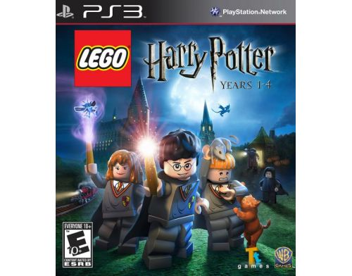 Фото №2 - Lego Harry Potter Years 1-4 PS3 русская версия Б/У
