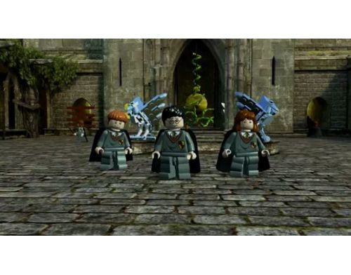 Фото №3 - Lego Harry Potter Years 1-4 PS3 русская версия Б/У