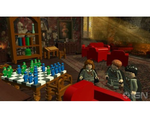 Фото №5 - Lego Harry Potter Years 1-4 PS3 русская версия Б/У