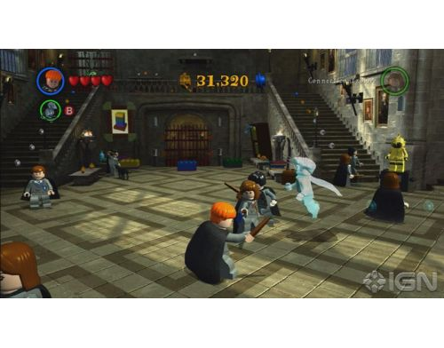 Фото №6 - Lego Harry Potter Years 1-4 PS3 русская версия Б/У